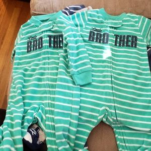 Size 3 month Baby boy one pieces